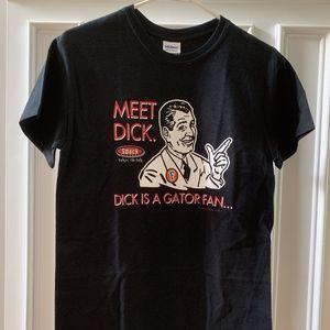 Smack Meet Dick Don't Be A Dick Gators Tee T-Shirt